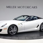 Pre Owned 2011 Ferrari 599 Sa Aperta For Sale 1 379 000 Mclaren Greenwich Stock 4995