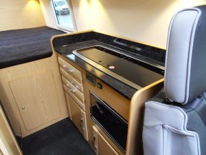 519 mercedes sprinter motorhome kitchen