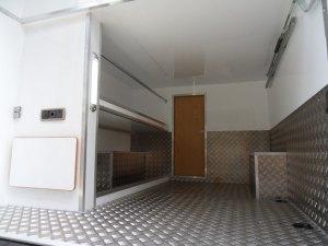 Sprinter sporthome bespoke storage