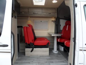 4 travelling seats
