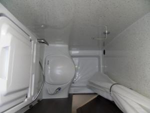motorhome wetroom