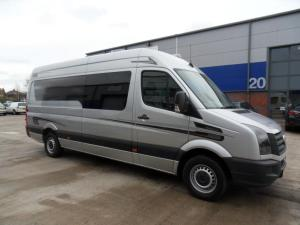 VW crafter Day Van