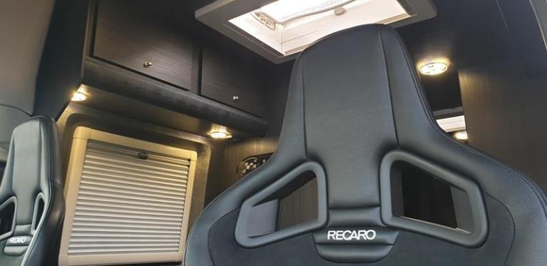 Recaro Crafter Seats
