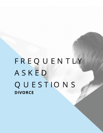 Divorce Ebook Cover