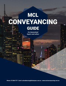 Conveyancing Guide