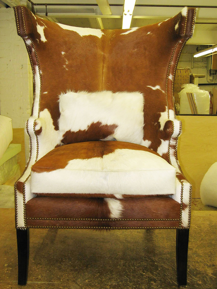 Wacky Wing Chair  McLaughlin 1889