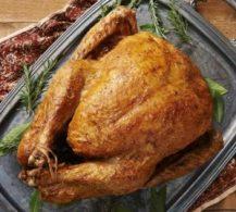 nicely fried turkey