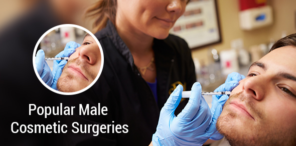 Cosmetic Surgeries For Men