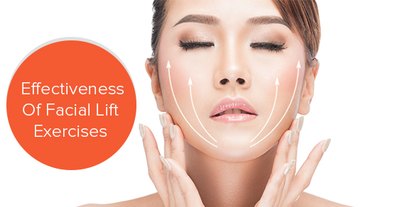 Face-Lift Exercises