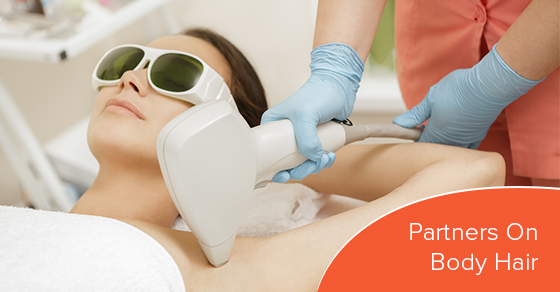 Laser Body Hair Removal Treatment