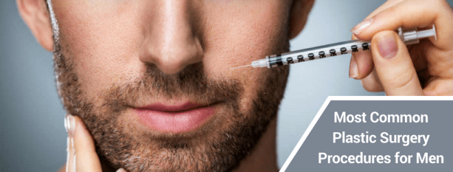 Plastic Surgery Procedures for Men