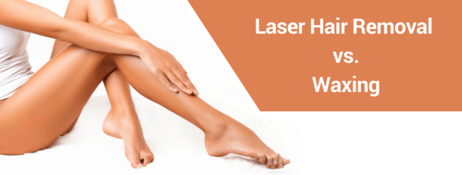 mclean clinic laser hair removal vs waxing