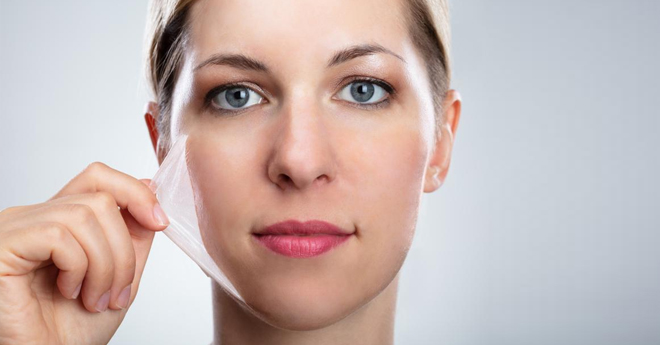 Chemical Peels for Sun Damage
