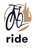 Ride Illinois Logo