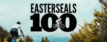 Easter Seals 100 graphic