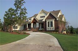 Custom Homes By Award Winning McLendon Hills Construction Company