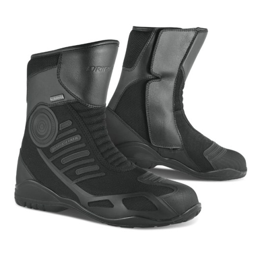 Image result for DRIRIDER BOOTS BLACK CLIMATE