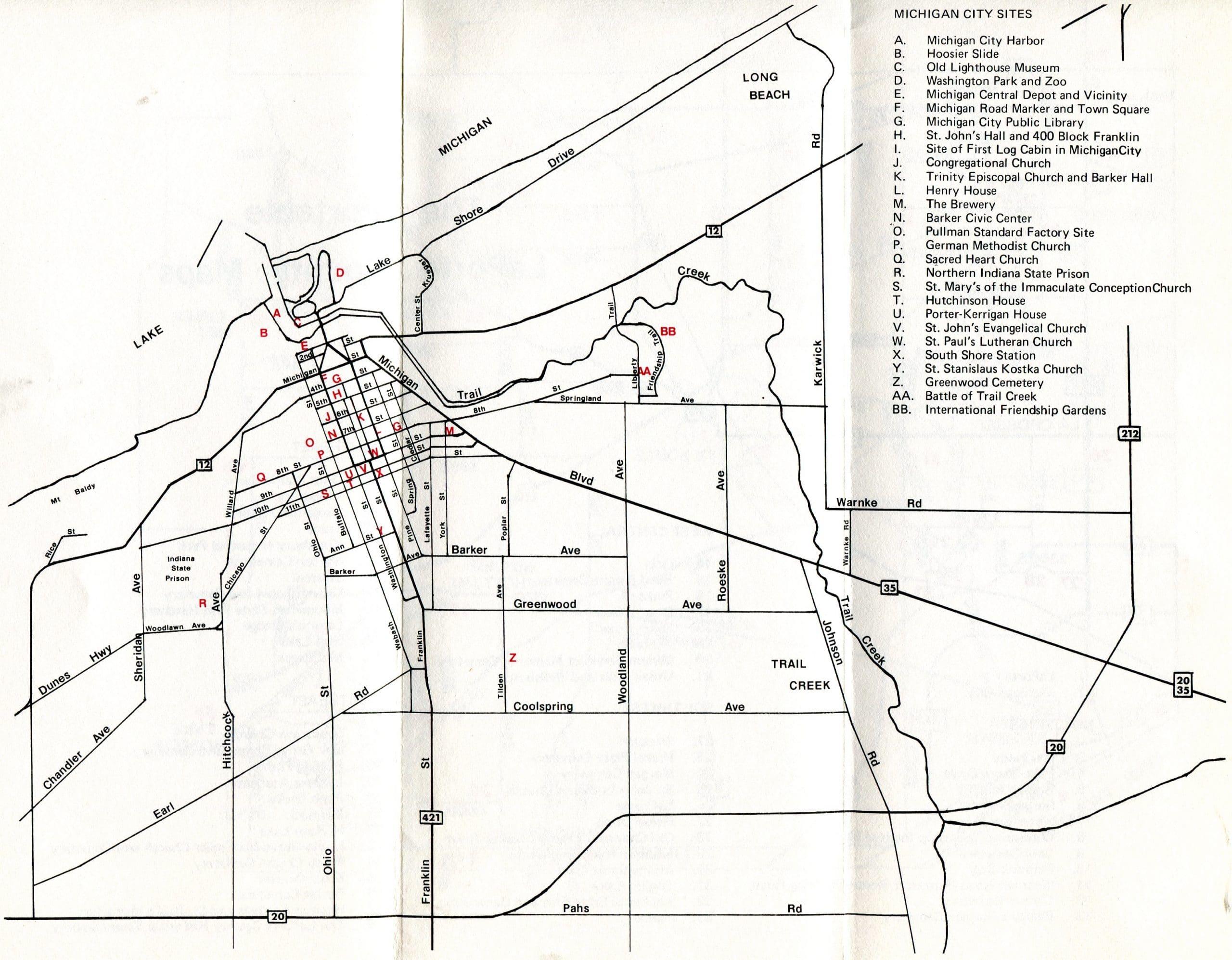 The Portable Laporte County C Michigan City