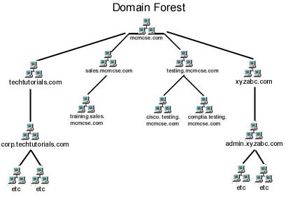 MC MCSE: Introduction to Active Directory Architecture