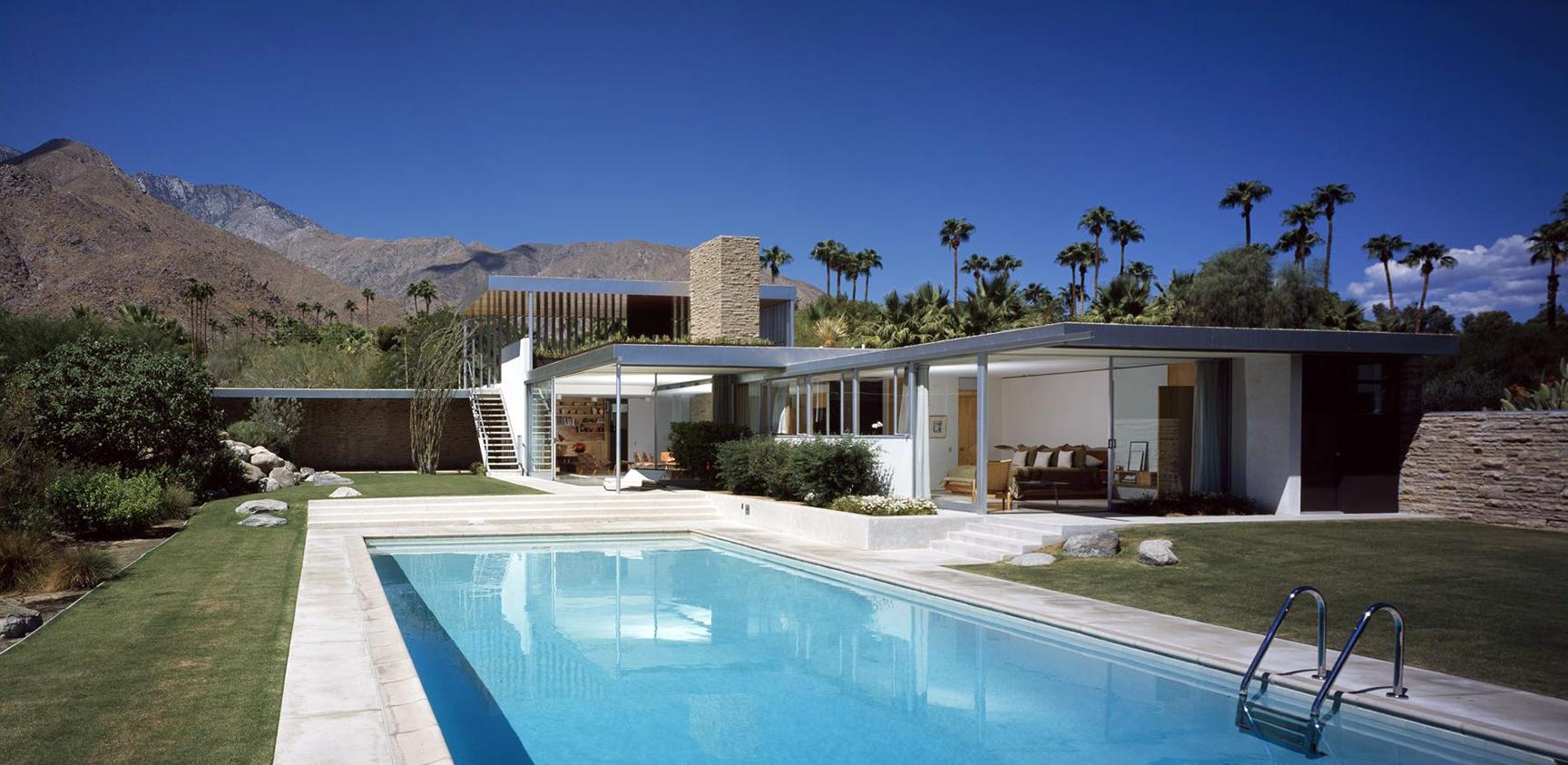 DC Hilliers MCM Daily  The Kaufmann Desert House