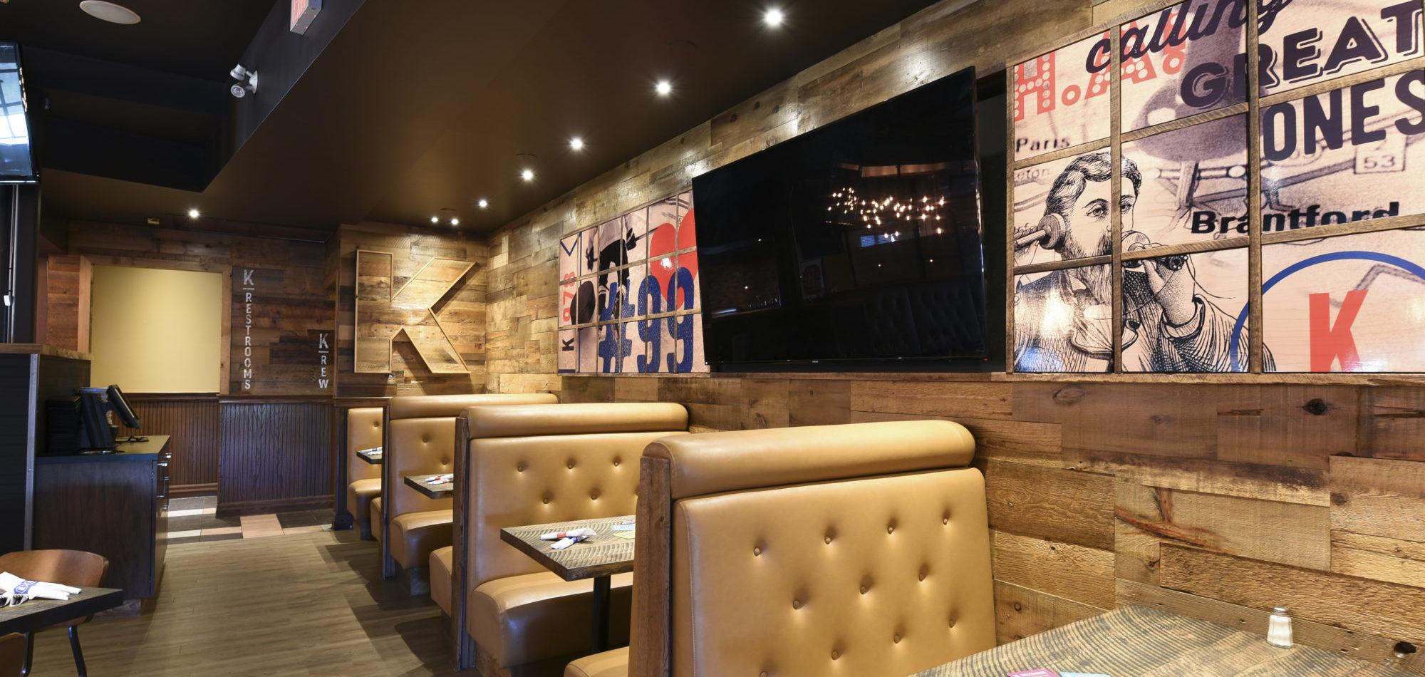 restaurant kitchen design rohl faucet kelsey's original roadhouse - mcmillan
