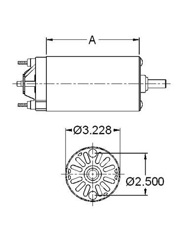 S Permanent Magnet Dc Motor Generator DIY Motor Generator