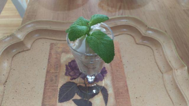 Apple Raisin Yogurt Parfait at McMullen House Bed & Breakfast