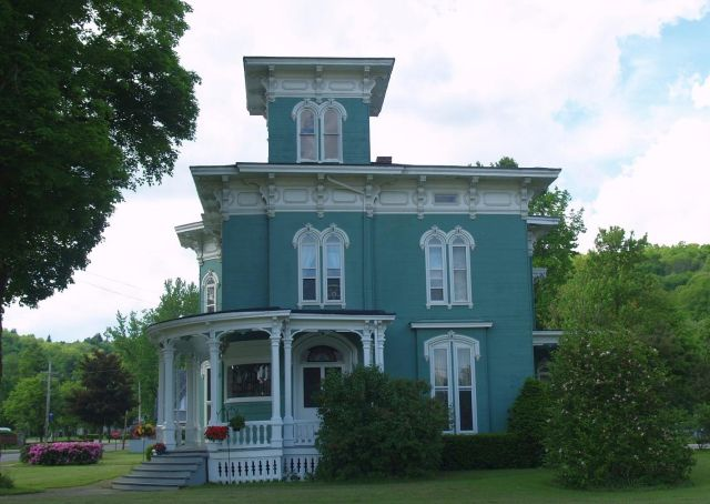 John Fertig House in Titusville, Pa.