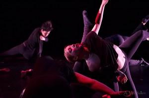 Eunoia dance performance, Fringe Festival, Montreal.