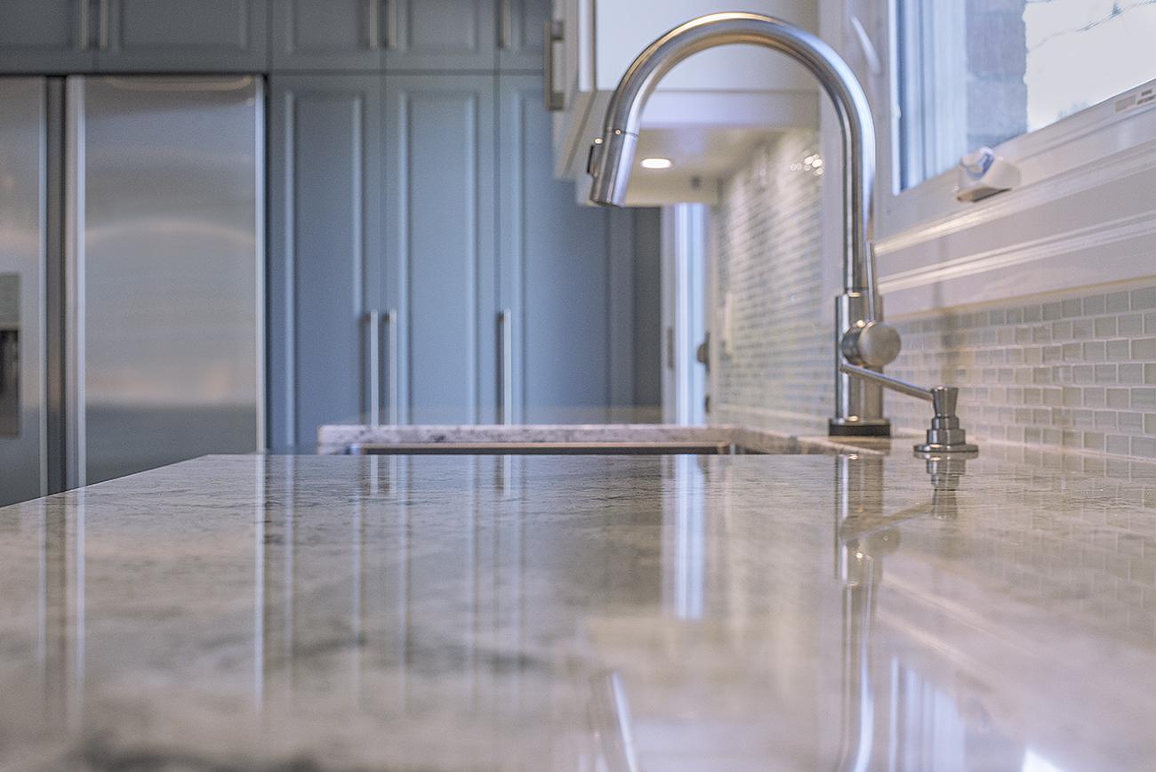 Kitchen Sink Closeup