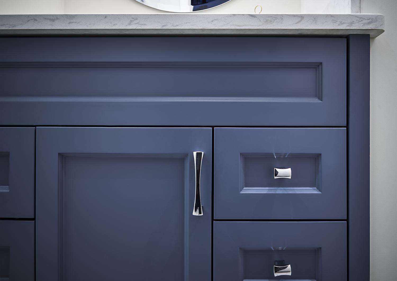 Classic Blue-Grey Vanity detail 1