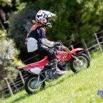 Honda Kids Bikes Review Crf50f Crf110f Crf125f Motorcycle News Sport And Reviews