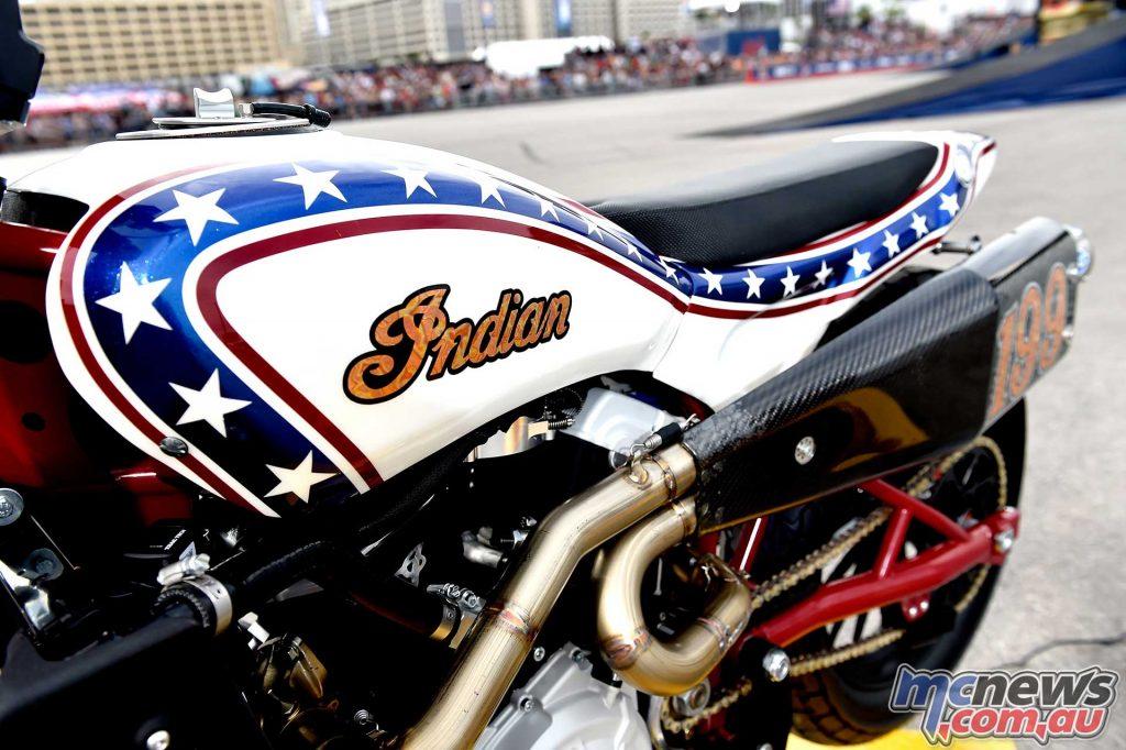 Travis Pastrana channels Evel Knievel in Vegas  MCNewscomau