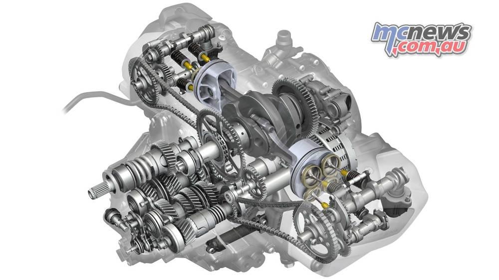 medium resolution of new 1254cc bmw boxer engine 14 more torque