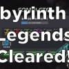 Labyrinth of Legends Path 1 (LOL Easy Path) Full Run