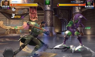 How to Beat Green Goblin: Alliance Quest Map 5 Mini Boss