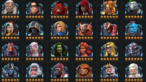 6 Star Featured Heroes Pool – Updated (Sep 08)