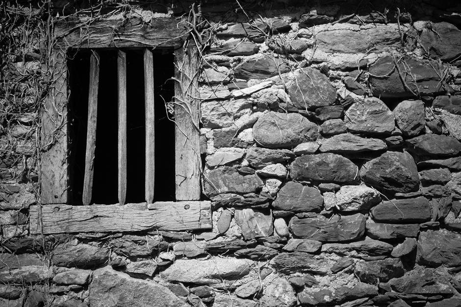 Les murs de poussière