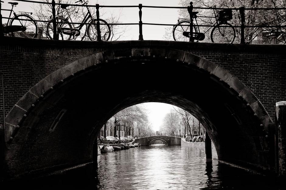 Les ponts d'Amsterdam