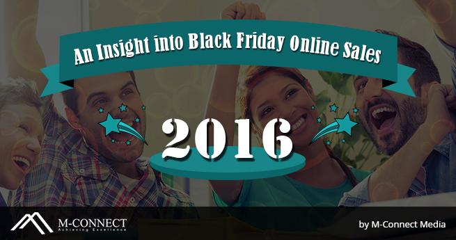Black Friday 2016 Online Sales Analysis