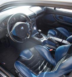 1999 bmw m coupe estoril blue interior [ 1200 x 800 Pixel ]