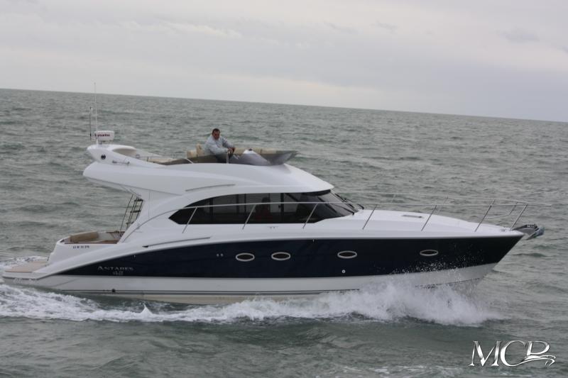 Antares 42 MCP Motorboat Charter Punat Croatia Yacht