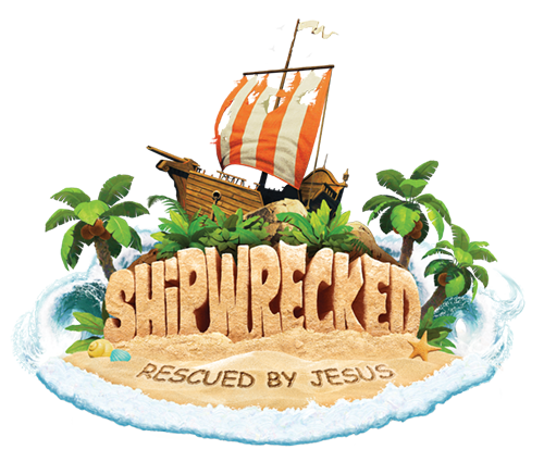 Group's Shipwrecked VBS logo