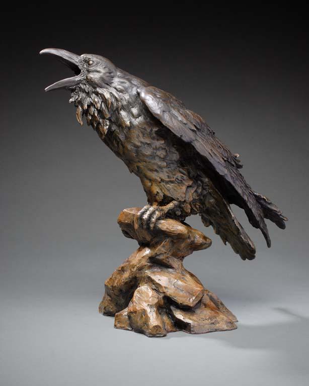Al Hone sculpture