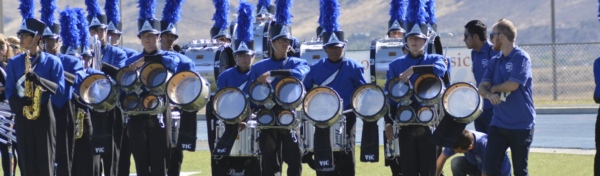 McQueen Lancer Marching Band