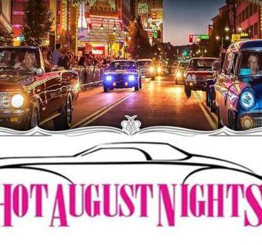2nd Hot August Nights Fundraiser