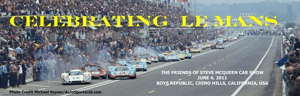 Friends Of Steve McQueen Car Show June Th Porsche Everyday - Chino hills car show