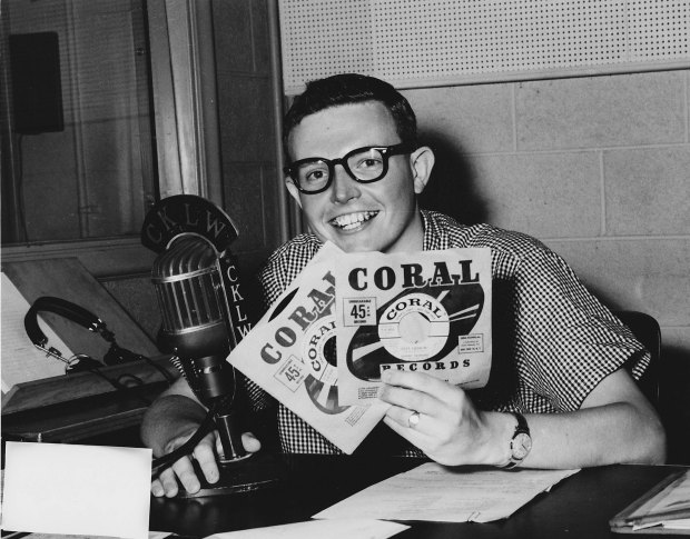 CKLW - Ron Knowles - 1957