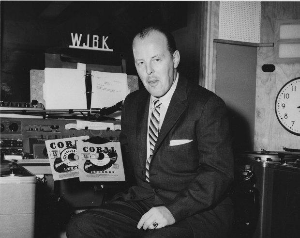 WJBK - Tom George - 1956