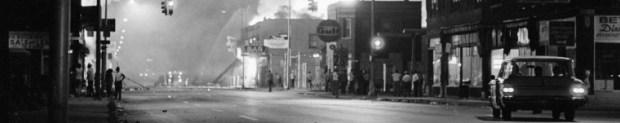 1967 DETROIT RIOT -- July 23-27, 1967